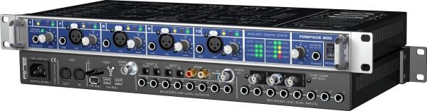 FireWire Аудио интерфейси