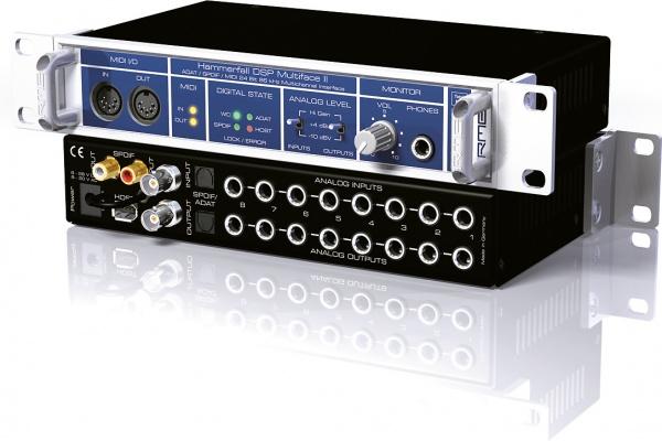 PCI Аудио интерфейси