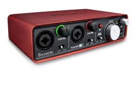 USB Аудио интерфейси