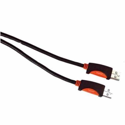 Кабел USB A/USB A 1.8m.SLAA180