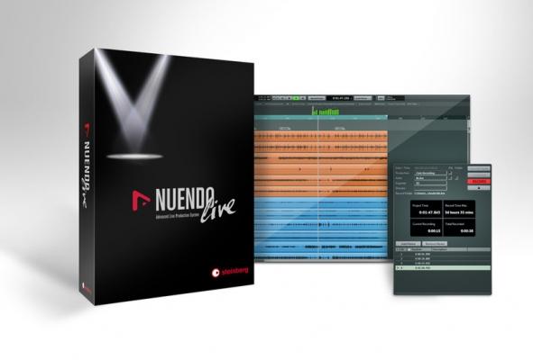 Nuendo Live (Latest version)