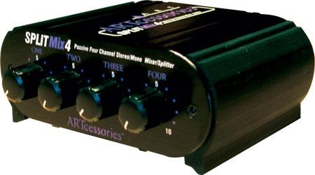 SPLITMix4 - Four Channel Passive Splitter/Mixer