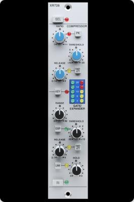 X-Rack Stereo Dynamics Module