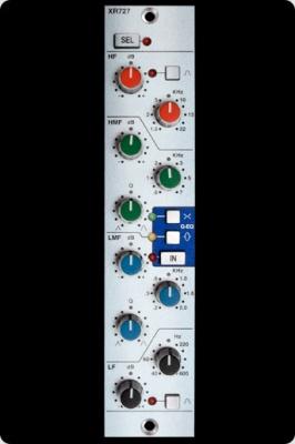 X-Rack Stereo EQ Module
