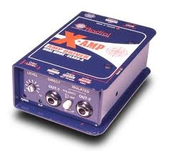 X-Amp Active Reamplifier
