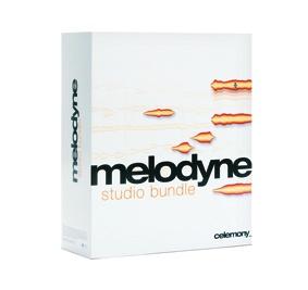 Melodyne Studio