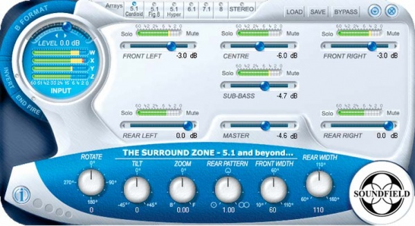 Surround Zone Plugin