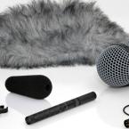 4017B-R Shotgun Microphone w. Rycote Windshield