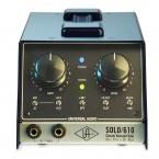 SOLO/610 Classic Vacuum Tube Mic Pre & DI Box