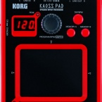 KORG Mini Kaoss Pad