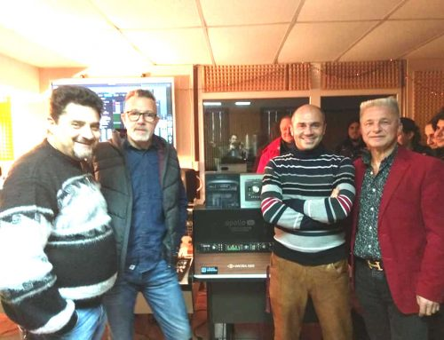 "Almar Co provides specialized Universal Audio equipment to Sofia University ""St. Kliment Ohridski"""