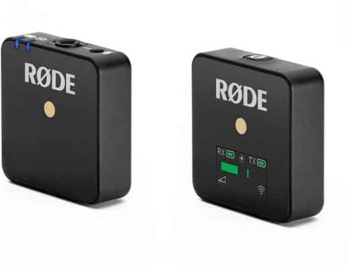 RØDE Launches The World's Smallest Wireless Microphone System: Meet Wireless GO