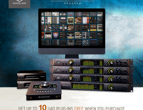 Universal Audio Double Down Program!