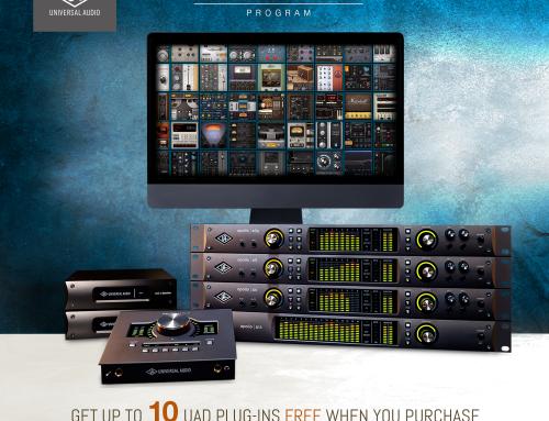 Universal Audio Double Down Program!