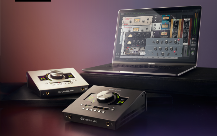 Get great plug-ins for free with Apollo Twin!